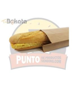 BOCADILLO DE JAMON SERRANO CON PAN-TUMACA 16 UDS
